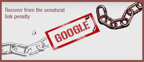 Unnatural Outbound Links Penalty Removal- A Case Study | Digital, Social Media and Internet Marketing | Scoop.it