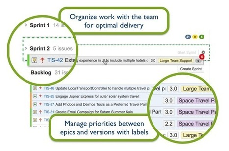 Evaluating JIRA Agile – Product owners - Atlassian Blogs | Digital_PMO | Scoop.it