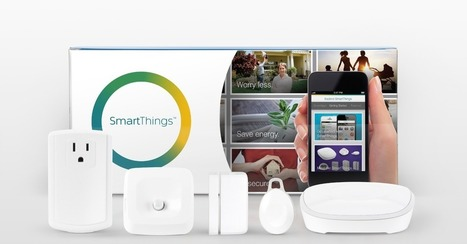 SmartThings Gets $12.5 Million to Develop the Internet of Things | Social Foraging | Scoop.it