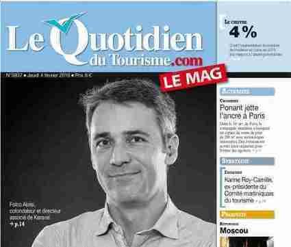 L'hôtellerie française devrait reprendre des couleurs en 2016 - Hébergement sur Le Quotidien du Tourisme | ACTU-RET | Scoop.it