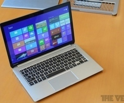 Toshiba's high-res Kirabook takes on the MacBook Air and Pro all at once | I Like Tech | Scoop.it
