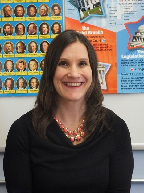 Visitation teacher wins top social studies award - East Side Review | History and Social Studies in Seconday Education | Scoop.it