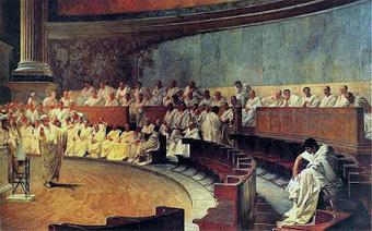 Los Fuegos de Vesta: La Conjuración de Catilina | Mundo Clásico | Scoop.it