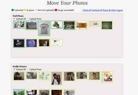 How to copy a Facebook album to Google + | TechizOS | GooglePlus Expertise | Scoop.it