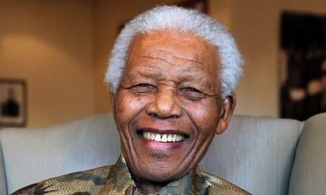 Nelson Mandela dies at age 95 | Histoire | Scoop.it