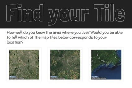 How to use Geolocation and Nokia Maps API to build a simple browser game | CRAW | Scoop.it