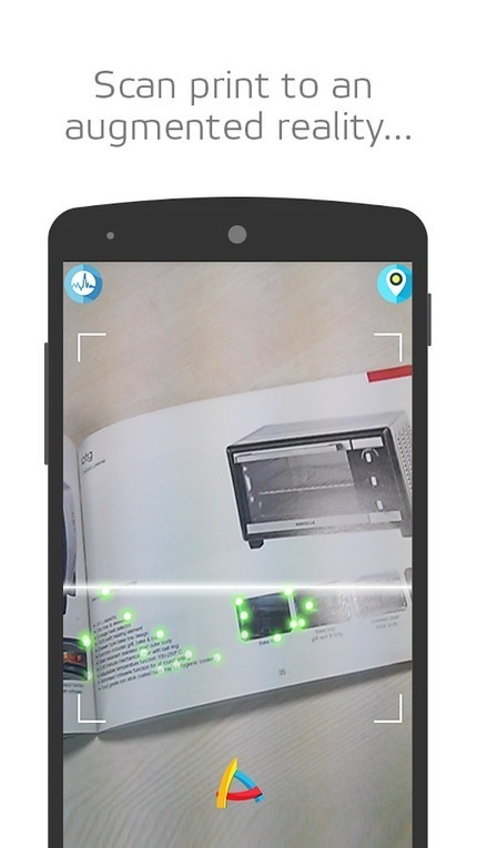 Want to Know the Real Use of Augmented Reality Software? | Augmented Reality App | Scoop.it