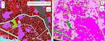 Comparaison OCS / OSO France | Outils cartographiques | Scoop.it
