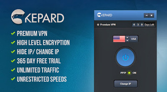 Kepard Announces Your Chance to When One of 3 Free Premium VPN Accounts | How To Backup, Restore Install All Windows 8 System Drivers Free | Scoop.it
