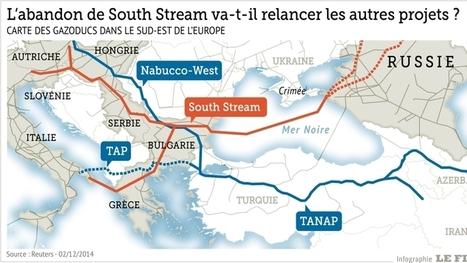 La Russie abandonne le projet de gazoduc South Stream   Russie et géographie   Scoop.it