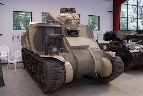 M3A5 Grant II – WalkAround | History Around the Net | Scoop.it