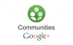 Google Plus Community, vibrante novità per le digital PR - The Vortex   Social Media Italy   Scoop.it
