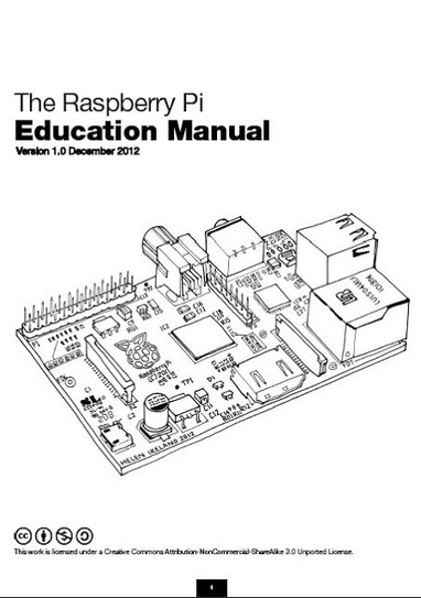 Manual educativo Raspberry Pi | tecno4 | Scoop.it