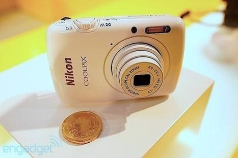 Photokina 2012 - Nikon Coolpix S01 se pierde en nuestras manos | Tecnología 2015 | Scoop.it