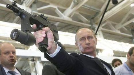La Russie ne veut plus de Gmail | Geeks | Scoop.it