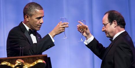 Hollande accueilli avec faste à la Maison-Blanche pour un dîner d'Etat | Tout le web | Scoop.it