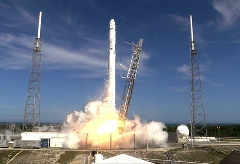 Rival Claims SpaceX Internet Satellites Could Block Its Own | The NewSpace Daily | Scoop.it