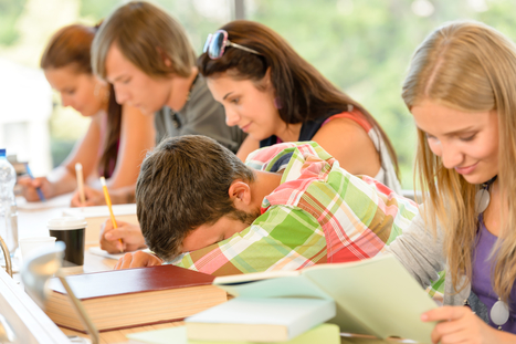 Tips for Developing Students' Note-taking Skills | Web Resources for New Faculty | Scoop.it