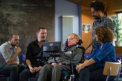 New Intel System Provides Professor Stephen Hawking Better Communication | Disabled World Updates and News | Scoop.it