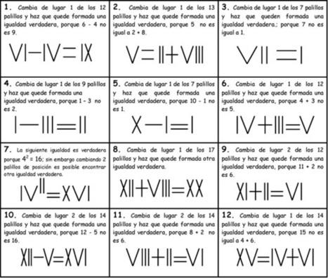 CALCULADORA NUMEROS ROMANOS - Games That Are Free | matematicas | Scoop.it