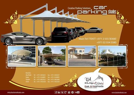Car Parking Shade Supplier-Abu Dhabi, UAE   Tents for Sale & Hire for Wedding, Ramadan, Exhibitions, Trade Shows, Corporate Events, Conferences, Sports Events, Concerts,etc   Scoop.it