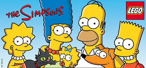 Les LEGO Simpsons arrivent en 2014 ! | The simpsons | Scoop.it