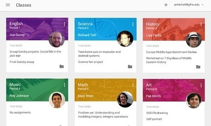 Mark Wagner – Google+ - This is exciting news... Google's first foray into… | Moodling | Scoop.it