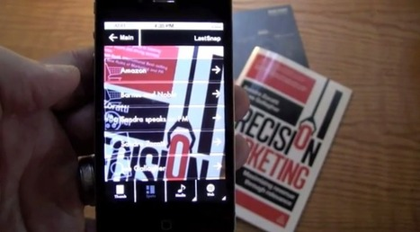 Le papier cliquable, l'innovation qui va vous faire oublier le QR-Code ! | WIS ( Web Information Specialist) | Scoop.it