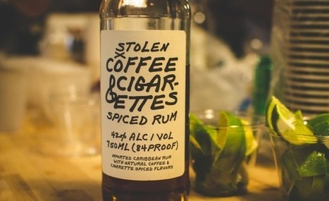 This Rum Tastes Like Coffee and Cigarettes | Cool Material | Bar | Scoop.it