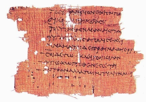 The Archaeology News Network: Lost poems of Greek poetess Sappho found | Archeology | Scoop.it