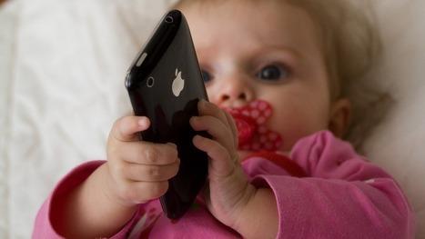 38% of Children Under 2 Use Mobile Media, Study Says   Mobile, Social & Digital Stats & Trends   Scoop.it