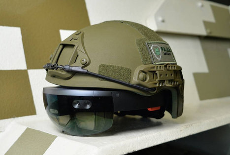 HoloLens gets more battlefield use by Ukranian military - MSPoweruser | Wearable Technology and the Internet of Things | Scoop.it