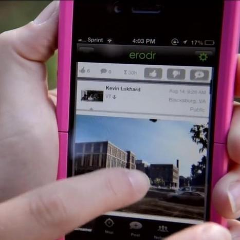 Erodr, le réseau social qui veut concurrencer Facebook ! | Institut de l'Inbound Marketing | Scoop.it