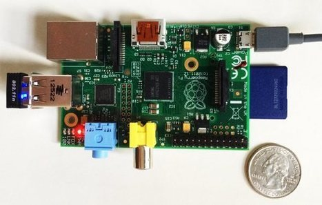 Getting started with the Raspberry Pi | Raspberry Pi | Scoop.it