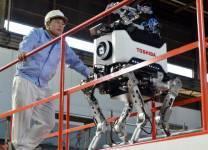 Un robot d'inspiration animalepour intervenir à Fukushima | 21st Century Innovative Technologies and Developments as also discoveries, curiosity ( insolite)... | Scoop.it