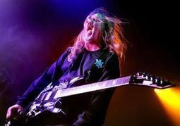 Heavy metal community mourns Slayer guitarist - New York Daily News | Vloasis vlogging | Scoop.it