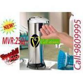 Stainless Automatic Touchless Soap Dispenser Call:9809995 | Buy and Sell Classifieds | Scoop.it