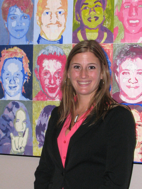 New Voluntown Elementary principal brings strengths in math, technology - ReminderNews | Tech in Education | Scoop.it