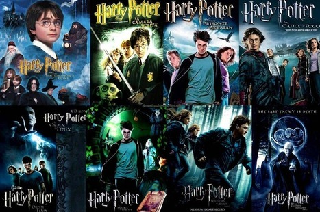 Harry Potter movies in order | movies for cheap | Scoop.it