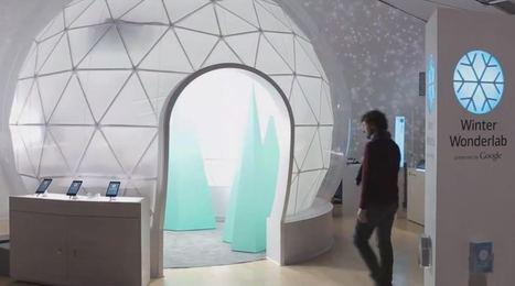 Google ouvre des magasins éphémères | Inside Google | Scoop.it