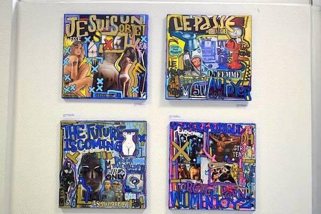 Exposition collective à l'Oryx   Les créations de Tarek   Scoop.it