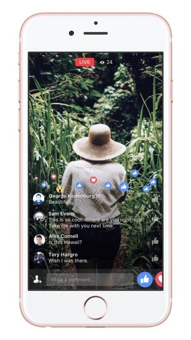 Facebook Live permet désormais de masquer les commentaires et réactions | CommunityManagementActus | Scoop.it