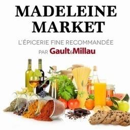 Madeleine Market, votre nouvelle épicerie en ligne ! | Anytime, Anywhere, Any device | Scoop.it