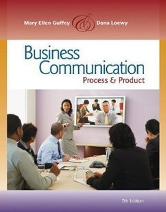 Testbank for Business Communication Process and Product 7th Edition by Guffey ISBN 053846626X 9780538466264 | Test Bank Online | d | Scoop.it