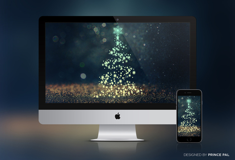 5 Stunning Brand New Christmas 2014 Wallpapers By Prince Pal   Think360studio   Scoop.it