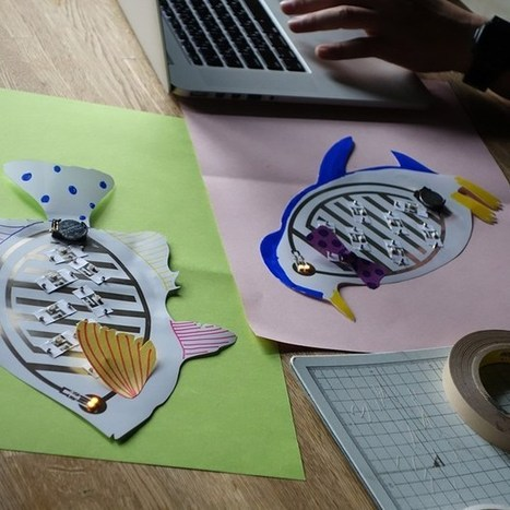 This ink turns your home printer into a circuit board factory | Regenerating IT | Scoop.it