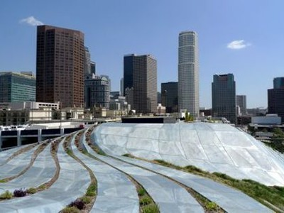 Green Roof in LA Provides Vegetables for Restaurant Below | The Rambling Epicure | Scoop.it