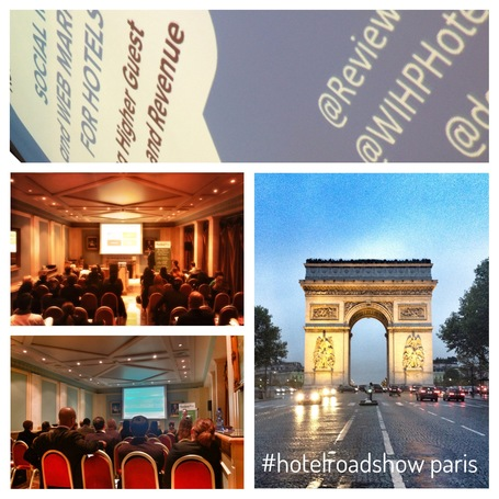 Follow live news and tips on the #hotelroadshow | Internet Hotel Marketing | Scoop.it
