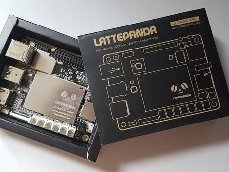 Meet the LattePanda, a tiny Windows 10 PC for the Internet of Things | #IoT #IoE #MakerSpace #Coding  | FabLab - DIY - 3D printing- Maker | Scoop.it