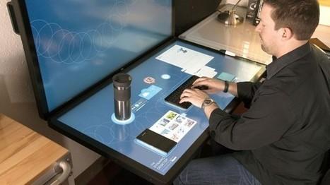 A quoi pourrait ressembler votre bureau de travail dans le futur ? | Technochauvinoise | Scoop.it